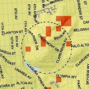 map 2009 comparison