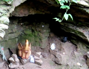 shrine July 2011
