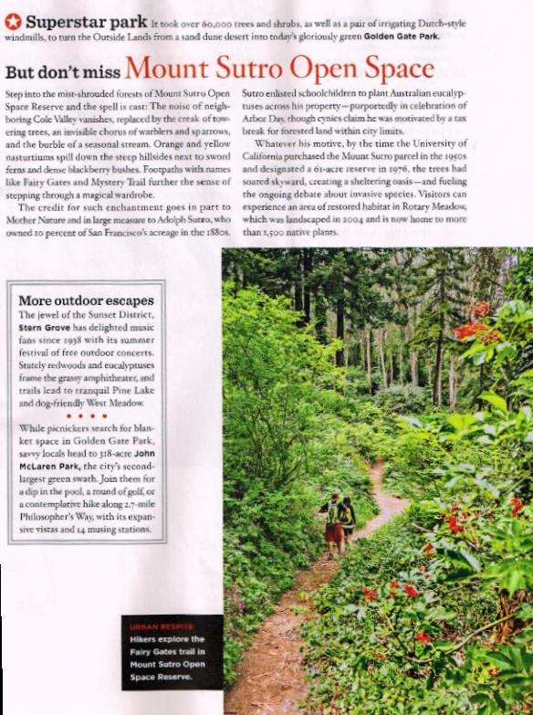 AAA Article On Mt Sutro