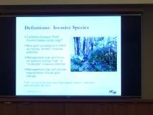 """invasive species"""